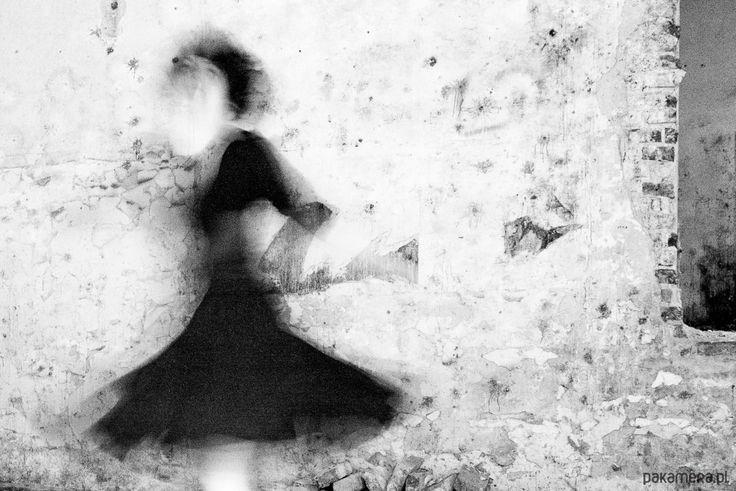 obrazy i inne - fotografia-Tancerka #2 w ramce
