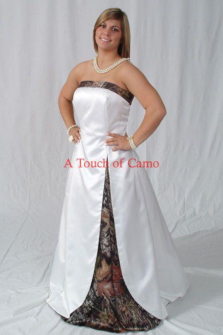 camouflage wedding dress: Wedding Dressses, Camo Dress, Wedding Ideas, Wedding Gown, Weddings, Prom Dress, Dream Wedding, Camo Wedding Dresses, Future Wedding