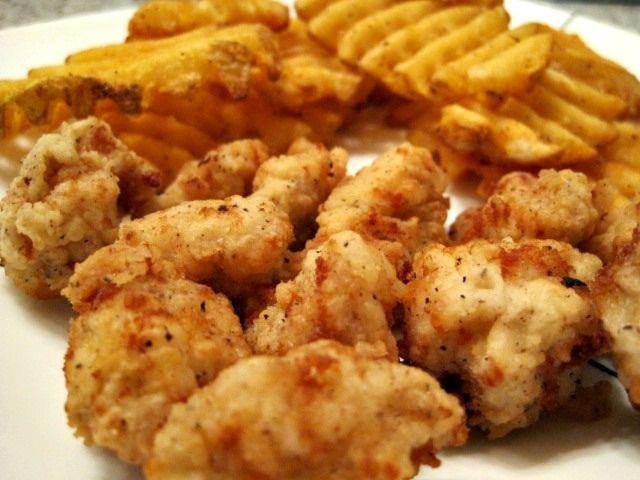 Chick-Fil-A chicken nuggets copy cat recipe