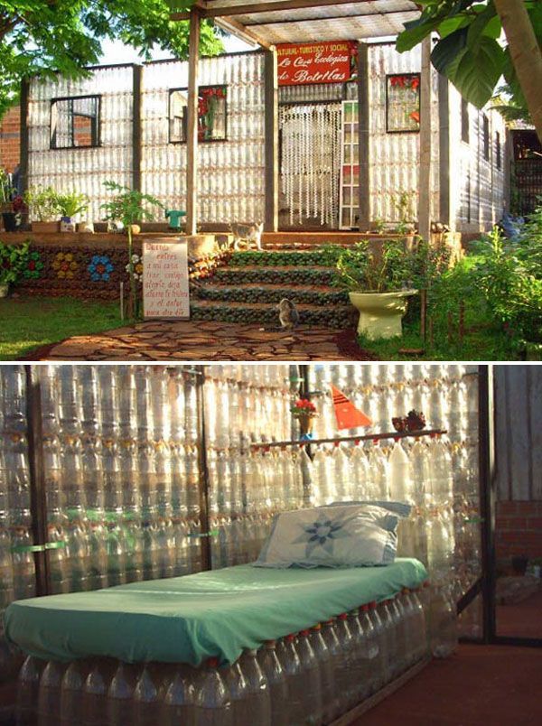 10 Amazing Recycled Houses