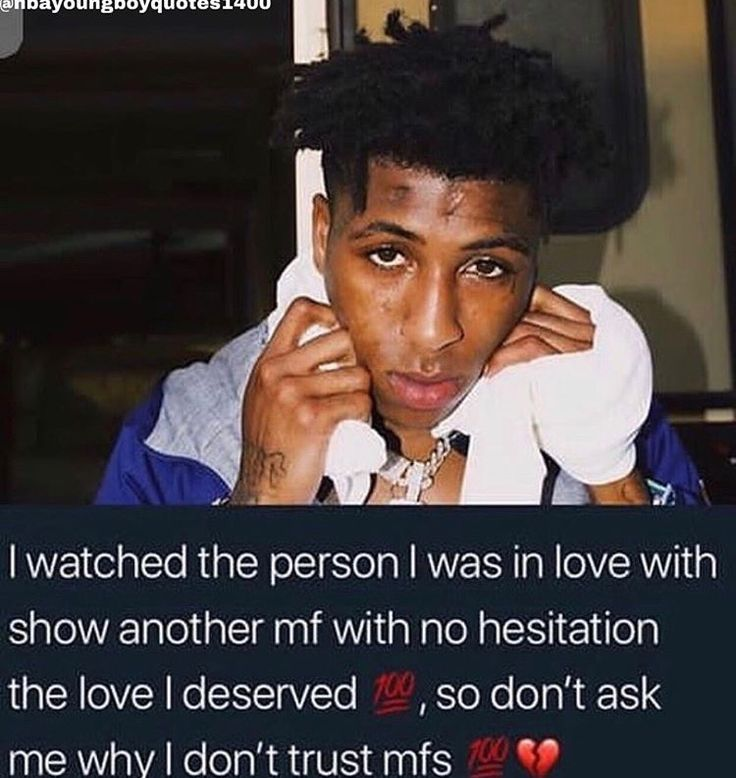 Nba Youngboy Quotes Deep Thug Quotes Rapper Quotes Gangsta Quotes