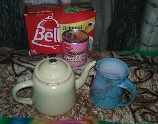 TEA AND TOAST: Tea in Tonga