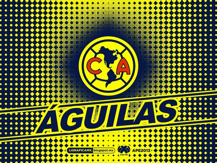69 best Club Amrica  2013 images on Pinterest  Club america