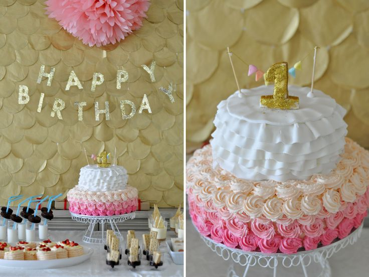 65 Best Fiesta Rosa Y Oro Gold And Pink Party Images On