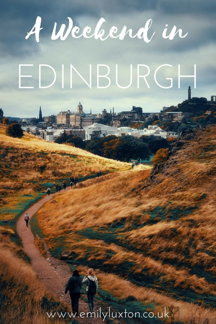 How to Make the Most of a Weekend in Edinburgh. All my tips for the best places to eat, drink, and have fun in Edinburgh...