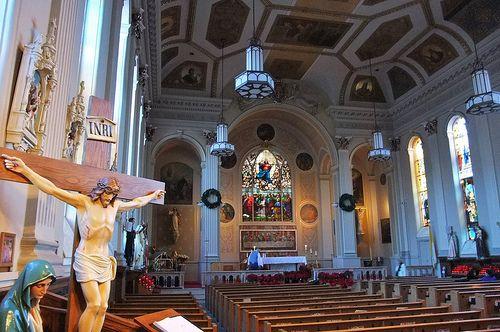 Assumption Church, Chicago IL