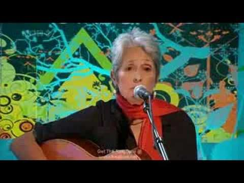 Joan Baez - The Day After Tomorrow (glastonbury 29 - 06 - 08) - Hdtv High Quality