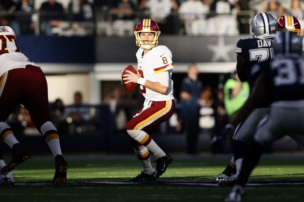 USA Today Jay Gruden, Kirk Cousins Shed Light On Red Zone Woes, Logic