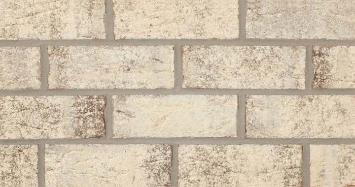 Glen Gery Brick French Quarter Is An Extruded White