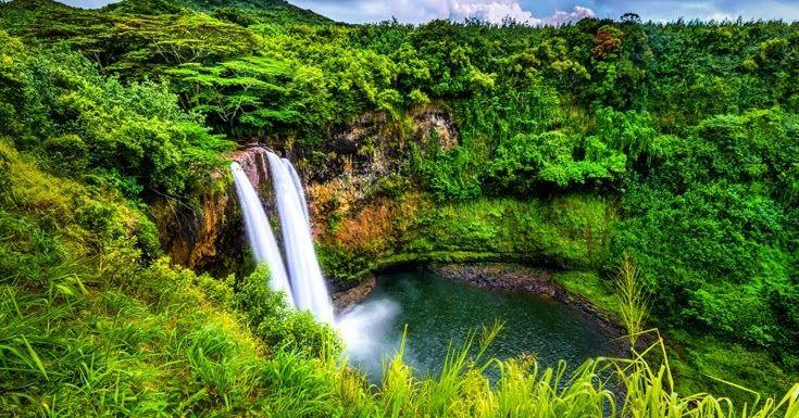 Καουάι, το πανάρχαιο και καταπράσινο νησί των Κήπων