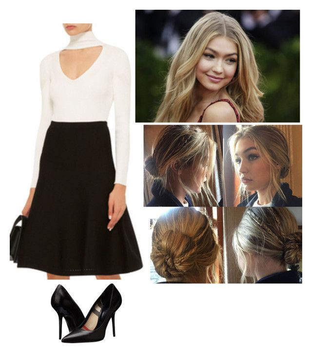 Princess Juliet and the royal family host event for Great Britain's Olympic and Paralympic athletes by juliet-rose-windsor on Polyvore featuring polyvore fashion style Cushnie Et Ochs Burberry clothing