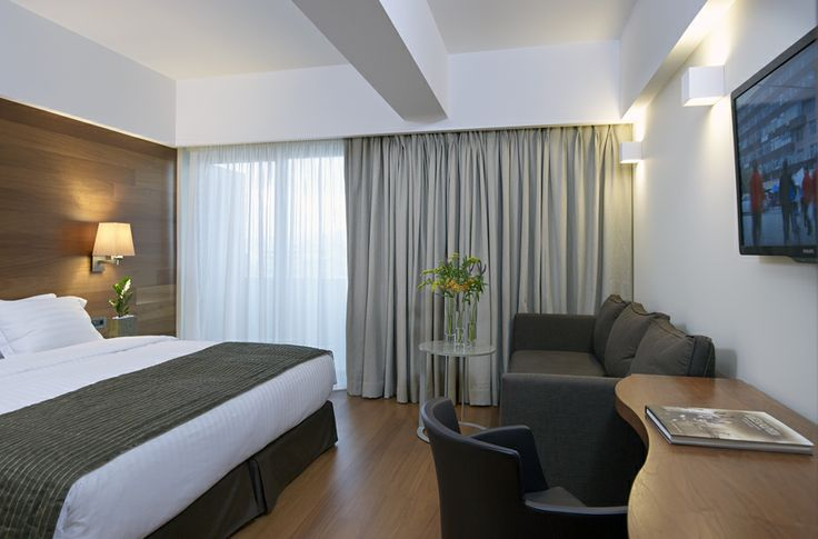 Standard rooms of Samaria Hotel in Chania