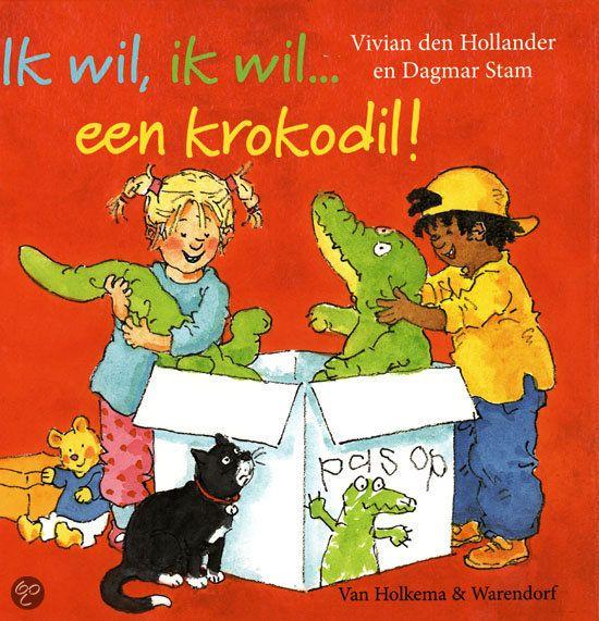 Ik wil, ik wil een krokodil!