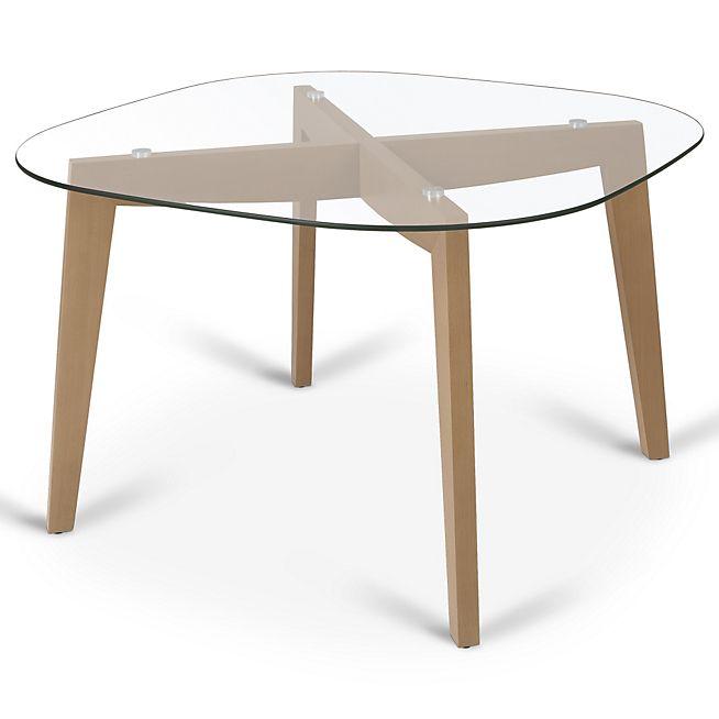 Les 25 meilleures id es de la cat gorie table ronde en for Table ronde en verre design
