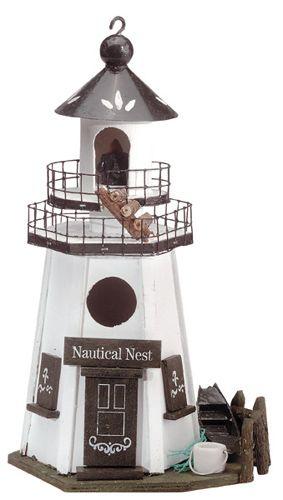 lighthouse birdhouse... Broward Flag Co.