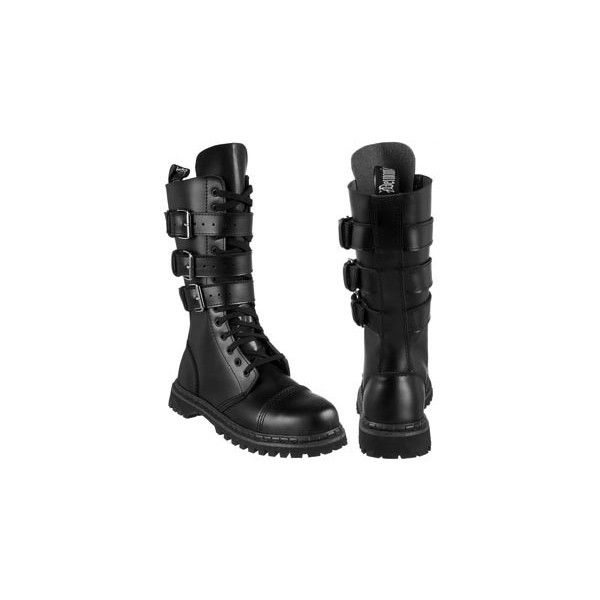 Ipso Facto Gothic, Victorian, Steampunk, Costume Boots for Men & Women ❤ liked on Polyvore featuring men's fashion
