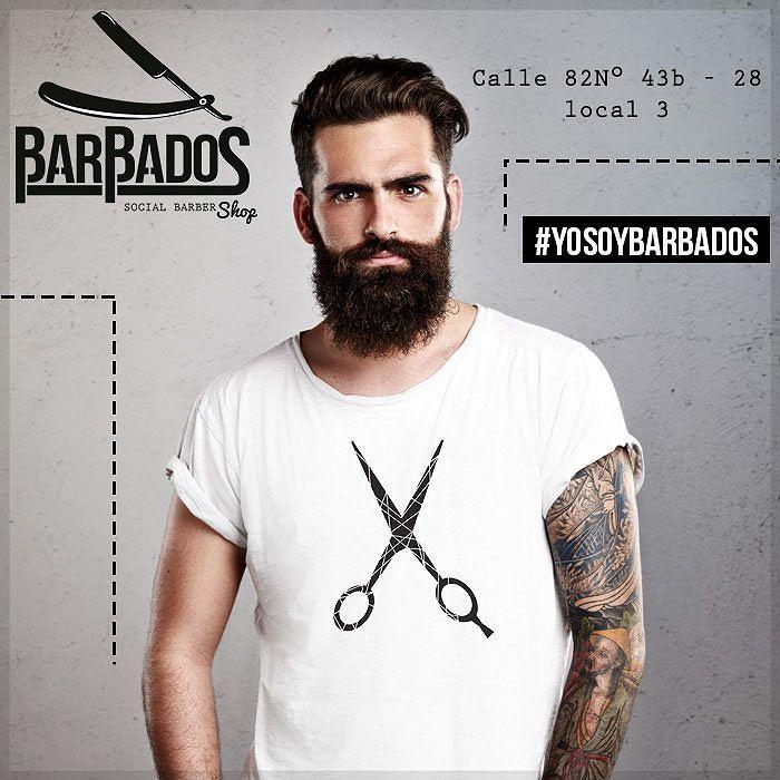 @barbadosbaq Barbados Social Barber Shop// Somos un Grupo Empresarial Dedicado a brindar nuestro #Arte marcando #tendencias y llevando a la #barberia a un nivel de #creatividad #increible  Unica sede Calle 82 #43B - 28 #Barranquilla/ #Colombia #worldbarbershops  #Reservas Tel: (035) 3858484  Cel:  3003595464  #tbt #barbershop #barberia #cabello #barba #moustache #estilo #style #hipster #urban #vacaciones #navidad #diciembre #findeaño #folowme #prestige #prestigio #elegante #distinguido #men…