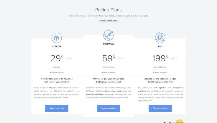 WYSIWYG CSS Editor Tool for WordPress: Buy Now