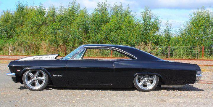 65 Chevrolet Impala SS Coupe
