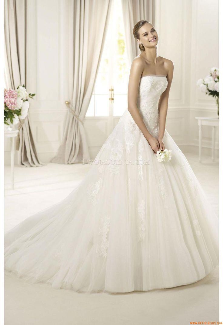 10 best Brautkleider images on Pinterest | Wedding frocks, Wedding ...