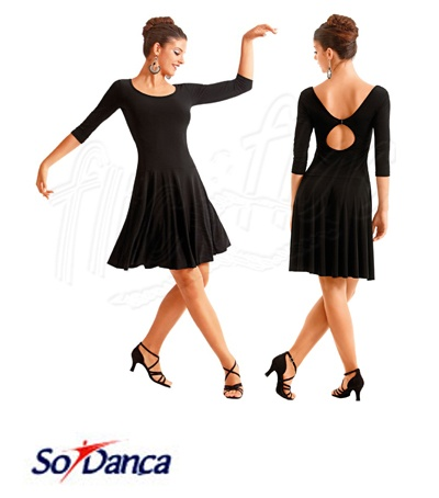 So Dança robe