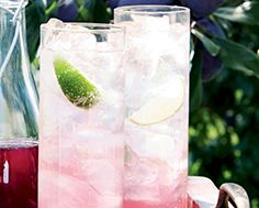 Spicy Plum Ginger Ale