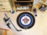Winnipeg Jets Hockey Puck Mat. $22.99 Only