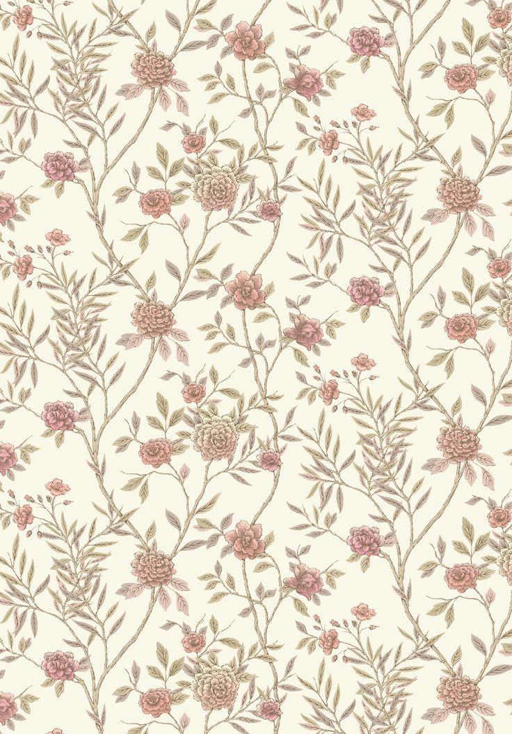 vintage floral wallpaper - Google Search