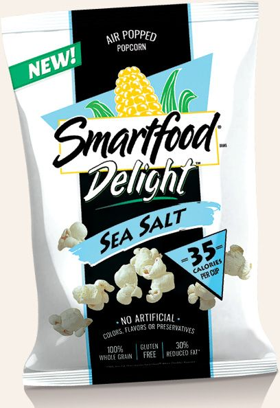 Smartfood® Popcorn.