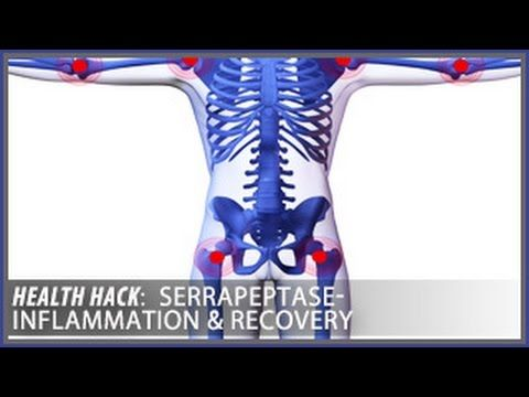 Serrapeptase: Reduce Inflammation for Faster Recovery | Health Hacks-  Plexus has 2 amazing products with this awesome ingredient!  Check out my website www.plexusslim.com/shanahaase to learn more