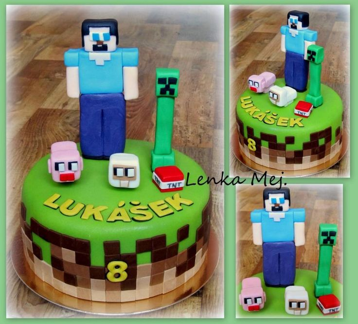 Minecraft by Lenka