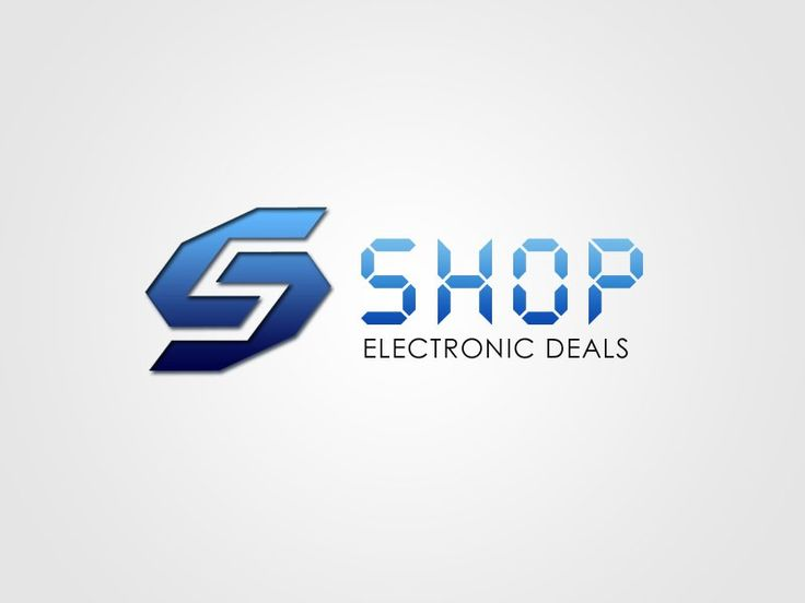 New electronics retailer needs a logo.  Can you deliver? by HR-Designs