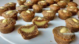 koolhydraatarme speculaas muffins, 24 stuks lekker!