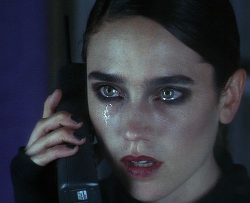 Jennifer Connelly as Marion Silver, Requiem for a Dream (2000) dir. by Darren Aronofsky