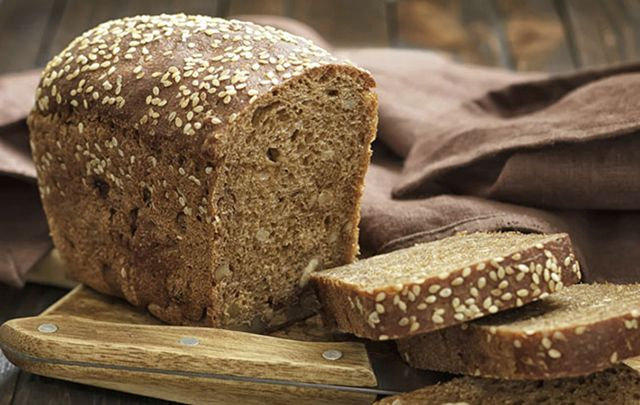 There's nothing like the aroma (or taste) of freshly-baked Irish brown bread.