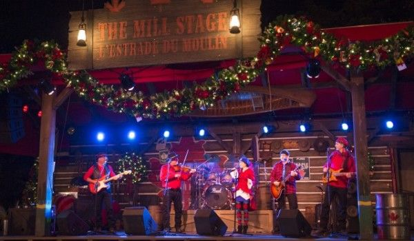 Canadian Holiday Voyageurs Joins Epcot Holidays Round the World