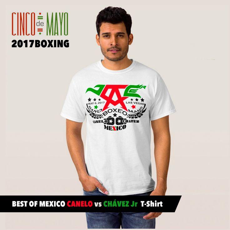 CINCO DE MAYO 2017 BOXING • Event Shirt