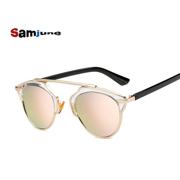 $4.99 (Buy here: https://alitems.com/g/1e8d114494ebda23ff8b16525dc3e8/?i=5&ulp=https%3A%2F%2Fwww.aliexpress.com%2Fitem%2FSamjune-New-Fashion-Cat-Eye-Sunglasses-Women-Brand-Designer-Vintage-Sun-Glasses-Men-Woman-UV400-Glasses%2F32766056249.html ) Samjune New Fashion Cat Eye Sunglasses Women Brand Designer Vintage Sun Glasses Men Woman UV400 Glasses Oculos De Sol Feminino for just $4.99