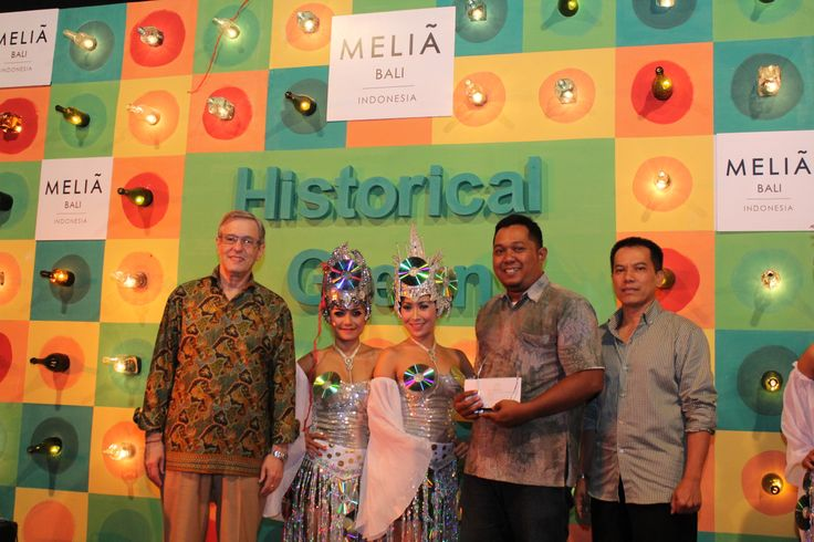 Congratulation to Booking.com as @MELIÃ BALI #1 top producer.