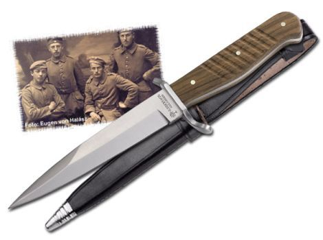Boker Trench Knife.  Original WWI trench knife used by Germany.