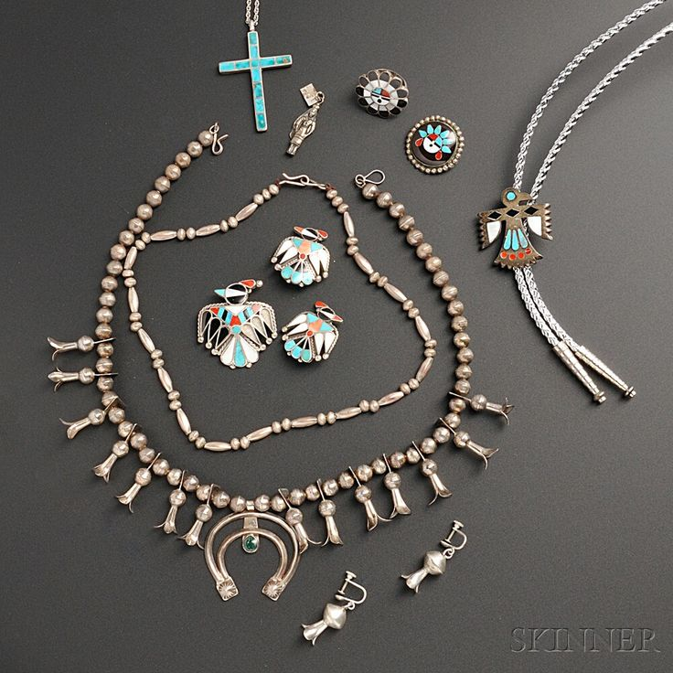 Group of Southwest Jewelry