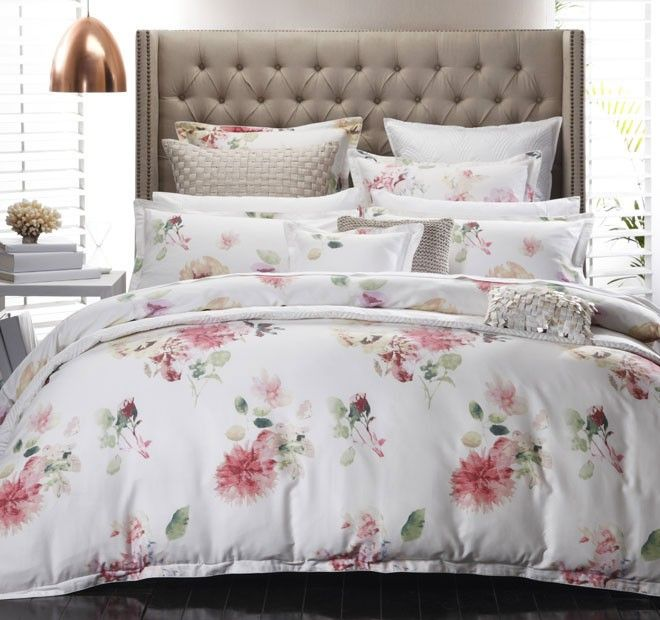Botanica Quilt Cover Set Range Multi | Manchester Warehouse