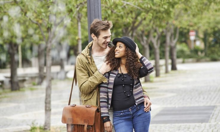 Height really does matter in a relationship - for women at least (cute couple!)