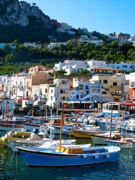 LUXURIA: Let's Dance #Capri #Italy