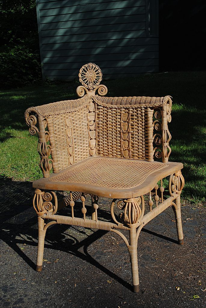 Ornate Victorian Photographers Chair Circa 1890 - 618 Best Antique Wicker & Rattan Furniture Images On Pinterest
