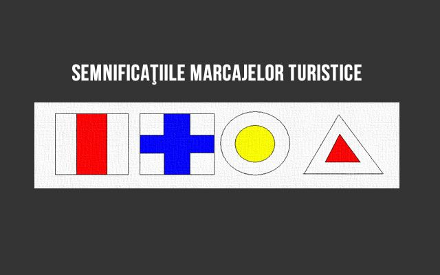 Semnificaţiile marcajelor turistice | Freerider.ro