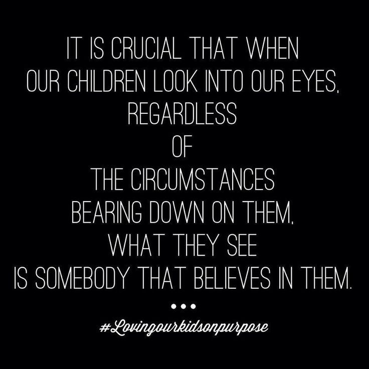 We found this awesome quote so beautifully said and posted by #lovingyourkindsonpurpose and HAD to share it here! It is vital our children know we love them NO MATTER WHAT. It is vital our children...