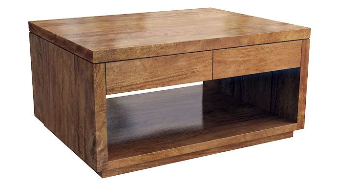 Montana Coffee Table in Honey