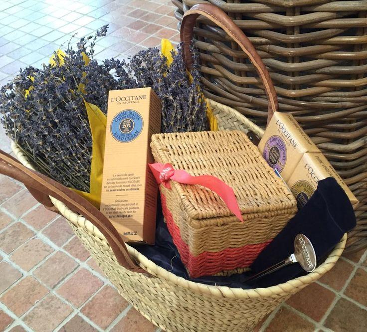 L'Occitane Market Basket