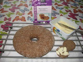 Pörden Keittiössä: Tumma Reikäleipä